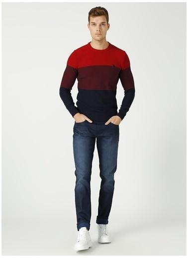 U.S. Polo Assn. U.S. Polo Assn.  Lacivert Erkek Denim Pantolon Lacivert